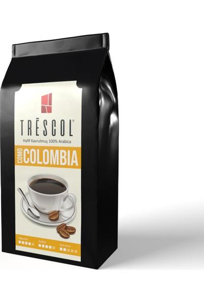 Trescol Colombia Metal Filtre için Öğütülmüş Kahve 250 gr Orta Metal Filtre