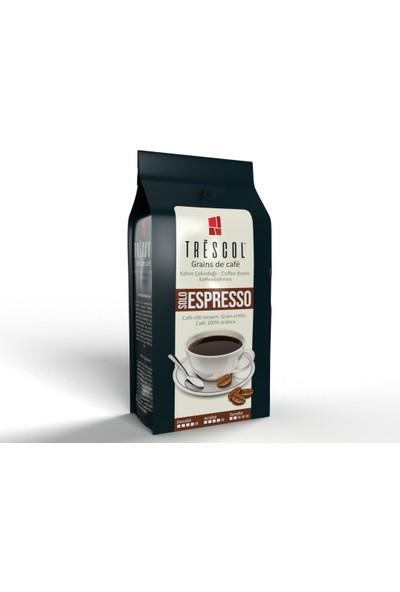 Trescol Espresso Aeropress için Öğütülmüş Kahve 250 gr İnce Aeropress
