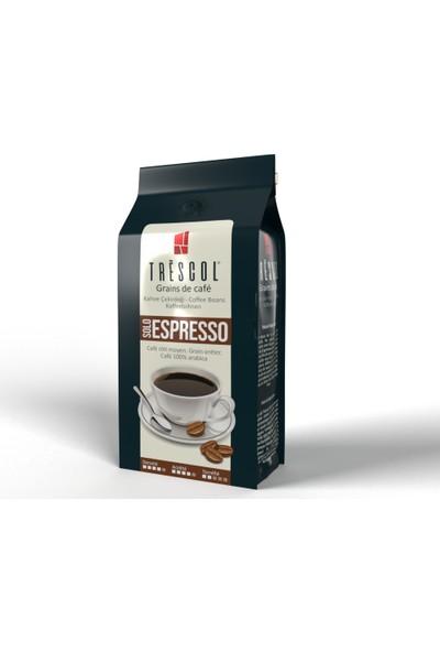 Trescol Espresso Metal Filtre için Öğütülmüş Kahve 250 gr Orta Metal Filtre