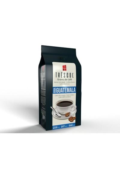 Trescol Guatemala V60 için Öğütülmüş Kahve 250 gr Orta V60