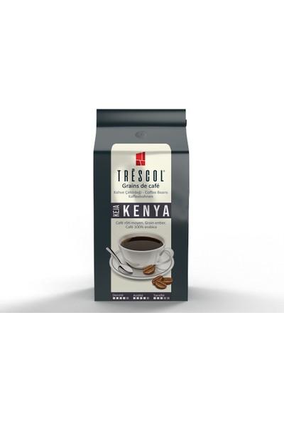 Trescol Kenya Kağıt Filtre için Öğütülmüş Kahve 250 gr Orta Kağıt Filtre