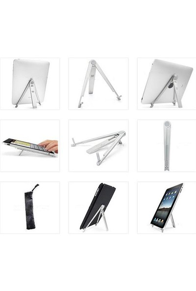"Daytona Metal 7/10"" Tablet Pc E-Readers Stand"