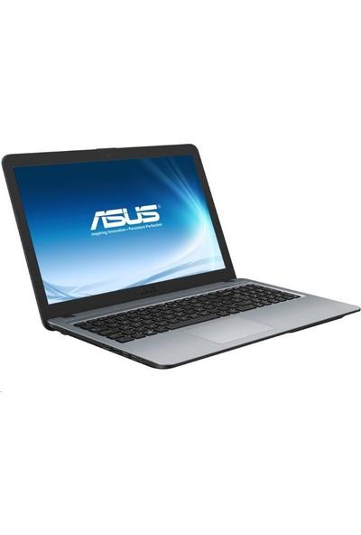 """Asus X540UB-DM1716Z Intel Core i7 7500U 12GB 256GB MX110 Freedos 15.6"""" FHD Taşınabilir Bilgisayar"""