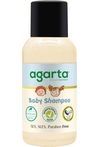Agarta Doğal Otel Buklet Seyahat Bebek Şampuanı 40 ml