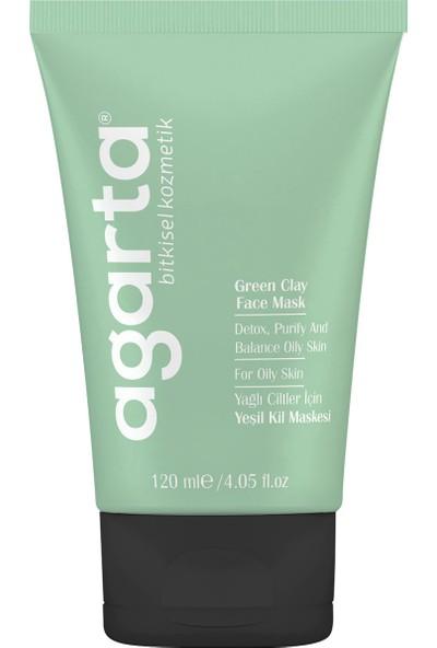 Agarta Doğal Cilt Temizleme Yüz Maskesi 120 ml