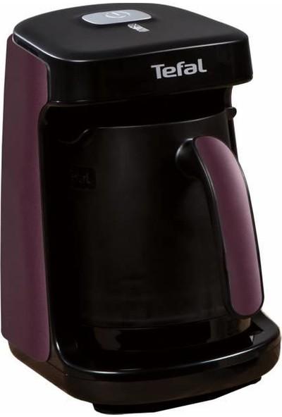 Tefal Köpüklüm Compact CM8116TR Mor Türk Kahve Makinesi