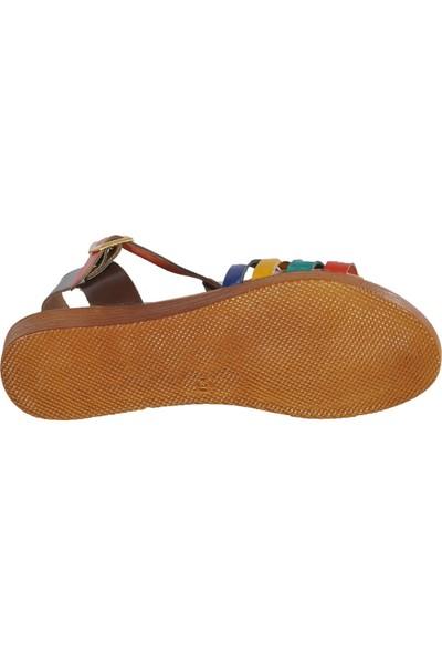 Clavi 207 Multı Kadın Sandalet