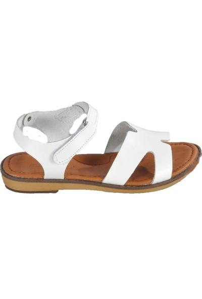 Free Balance 0109 Beyaz Çocuk Sandalet