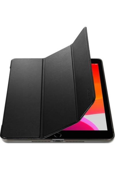 """Spigen Apple iPad 10.2"""" 8.Nesil (2020) / 7.Nesil (2019) Kılıf Smart Fold Black - ACS00373"""