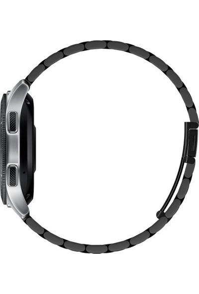 Spigen Samsung Galaxy Watch Active 2 / Galaxy Watch 3 (41mm) / Huawei Watch GT 2 Kayış Kordon (20mm) Modern Fit Band Black - 600WB24980