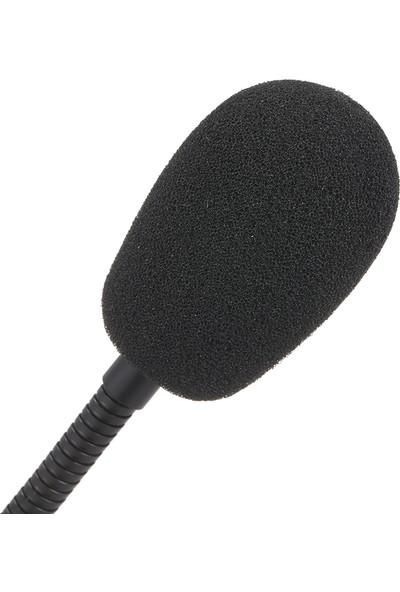 Buyfun 6.5mm Bilgisayar İçin Kablolu Mikrofon (Yurt Dışından)