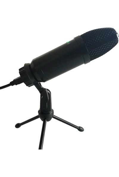 Buyfun BM830 USB Mikrofon Masaüstü Podcast Kondenser (Yurt Dışından)
