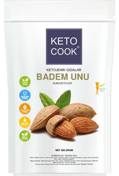 Ketocook Badem Unu 300 gr + Hindistan Cevizi Unu 300 gr