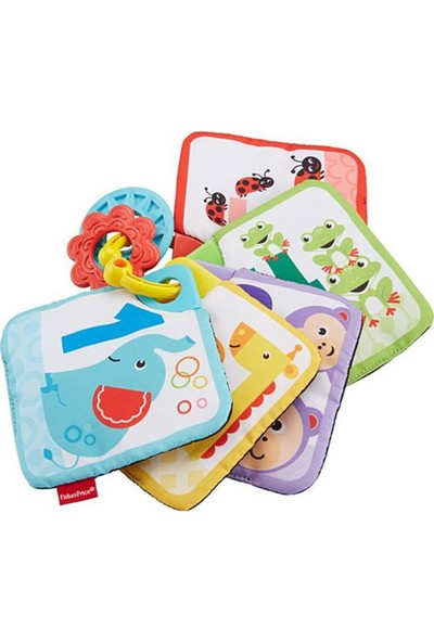 Fisher Price Mini Yumuşak Kitap GFX90