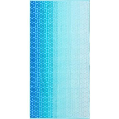Özdilek Summer Heat Ombre Mavi Kadife 70 x 140 cm Plaj Havlusu