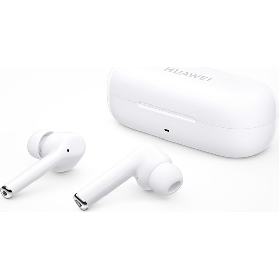 Huawei FreeBuds 3i Bluetooth Kulaklık ANC (Aktif Gürültü Önleyici) - Beyaz
