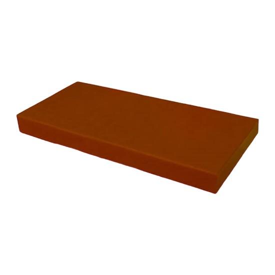 Türkay Polietilen Kesme Tahtası 40 x 60 x 4 cm Kahverengi