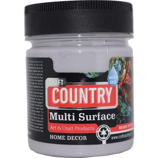 Craft Country Multi Surface Hobi Boyası 550 cc 1045 Siyah Orkide