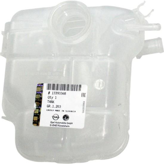 Gm Radyatör Su Tankı Sensörsüz Opel Cruze, Astra-J - 13393368