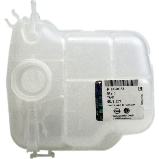 Gm Radyatör Su Tankı Sensörlü Opel Astra-J - 13370133