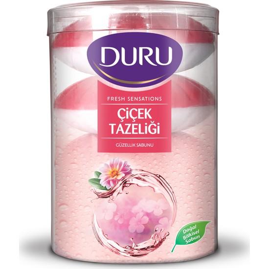 Duru Fresh Sensations Çiçek Tazeliği Güzellik Sabunu 440 gr