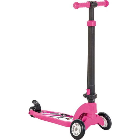 Pilsan Cool Scooter Pembe