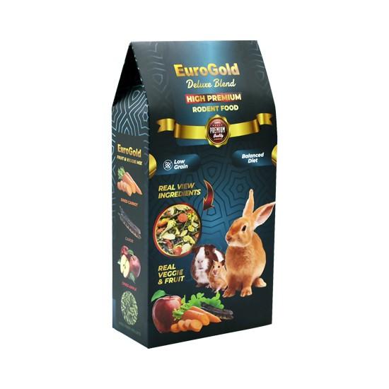 EuroGold Deluxe Blend Rodent Food Kemirgen Yemi 650 Gr