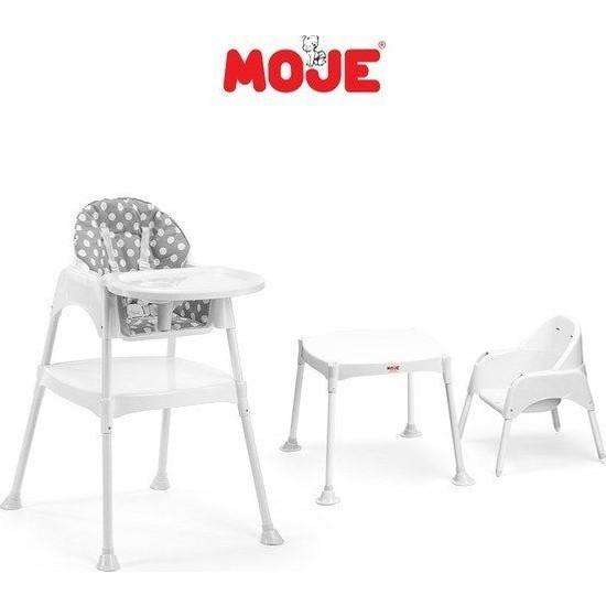 Moje Mama Sandalyesi (Kılıflı Set)