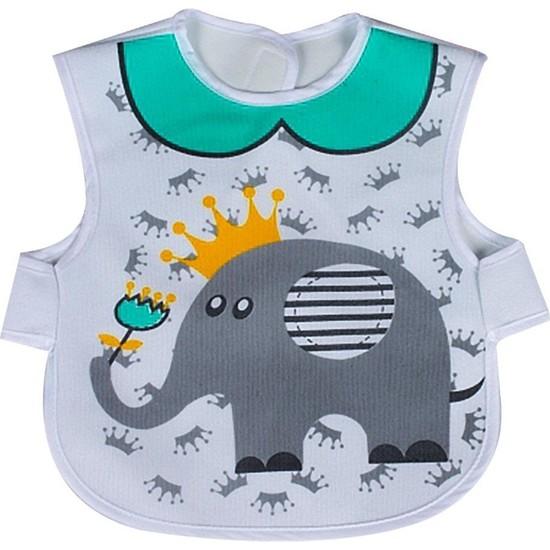 Sevi Bebe Lüks Giymeli Önlük - Robot