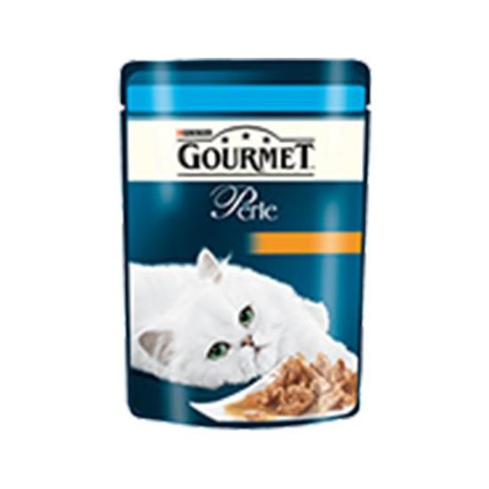 Gourmet Perle Izgara Ton Balıklı Kedi Konservesi 85 gr 12 Adet
