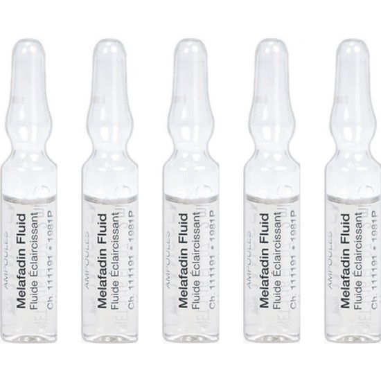 Janssen Cosmetıcs Melafadin Leke Ampul 5'li Paket