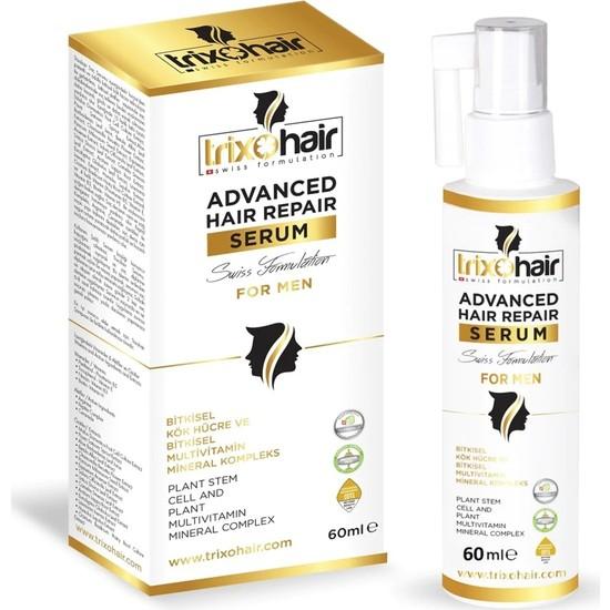 Trixohair Saç Dökülmesine Karşı Saç Bakım Serumu Erkekler İçin 60 ml