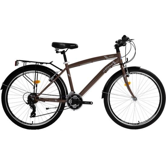 Bisan Hardy Şehir Bisikleti 2020 Üretim 26 Jant Kahverengi