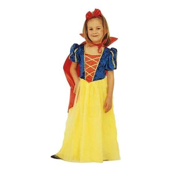 Kostümce Pamuk Prenses Kostümü Kız Çocuk