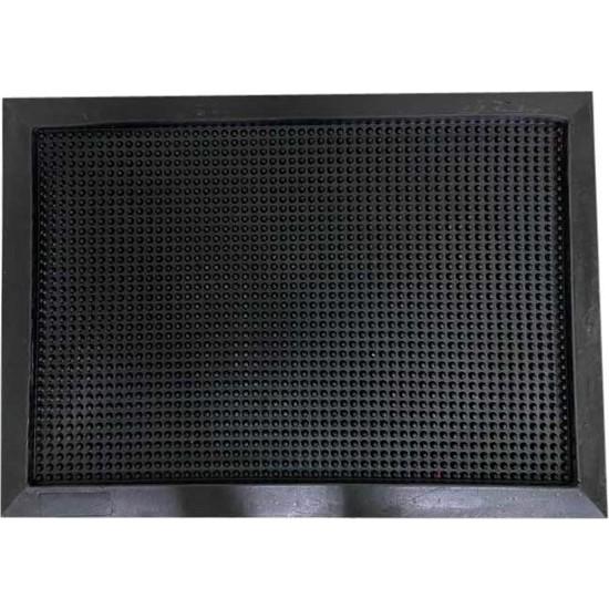 Bayz Hijyen Paspası Kauçuk Dezenfektan Paspası 68x48 cm