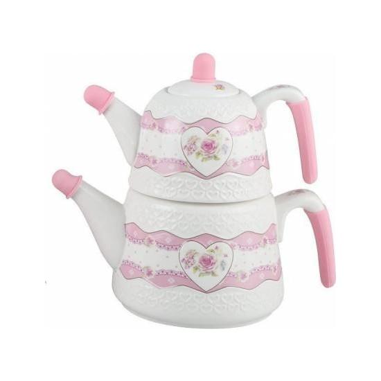 Ceyka Porselen Çaydanlık