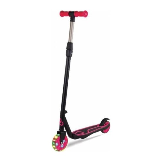 Cool Wheels Led Işıklı Pembe Scooter