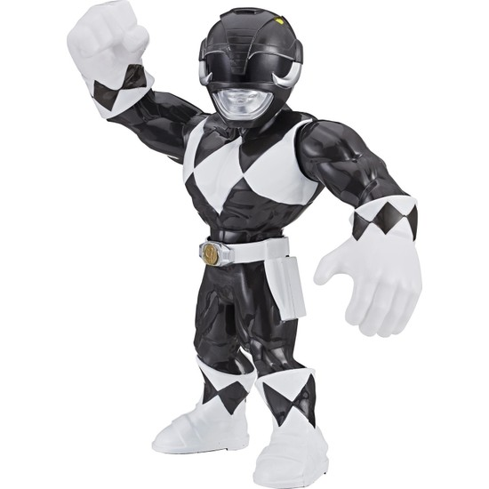 Hasbro Power Rangers Mega Mighties Black Ranger E5869-E5873