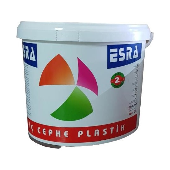 Gedik Esra Plastik İç Cephe Boyası 20 kg 2705 Kum Beji