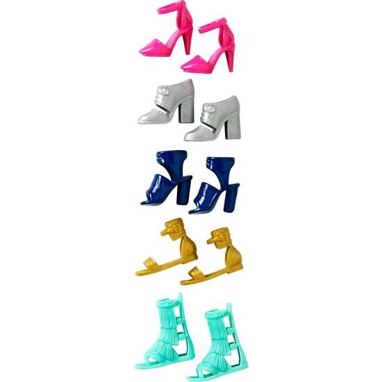 Barbie Barbie'nin Son Moda Ayakkabıları FYW80-FCR92