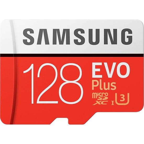 Samsung EVO Plus 128GB 100MB/s microSDXC Kart - MB-MC128HA/TR