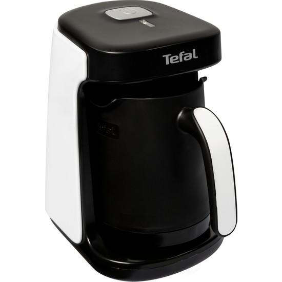 Tefal Köpüklüm Compact CM8111TR Beyaz Türk Kahve Makinesi