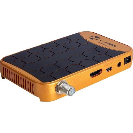 Magbox Presıdent Full Hd USB Mini Hd Uydu Alıcısı