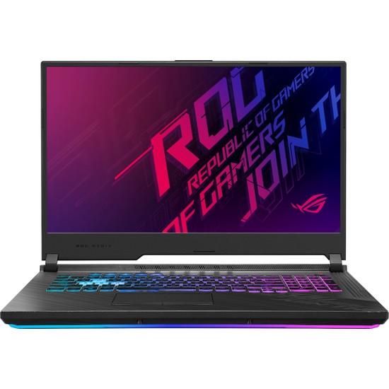 "Asus G712LW-EV012 Intel Core i7 10750H 16GB 1TB SSD RTX2070 Freedos 17.3"" FHD Taşınabilir Bilgisayar"