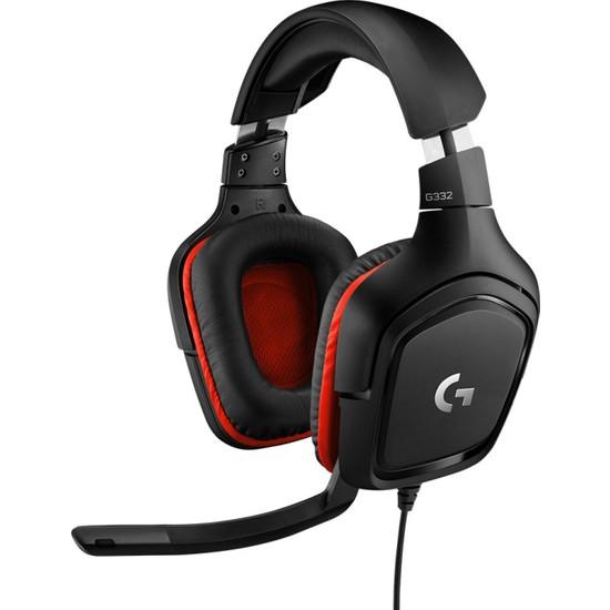 Logitech G G332 Stereo Oyuncu Kulaklığı