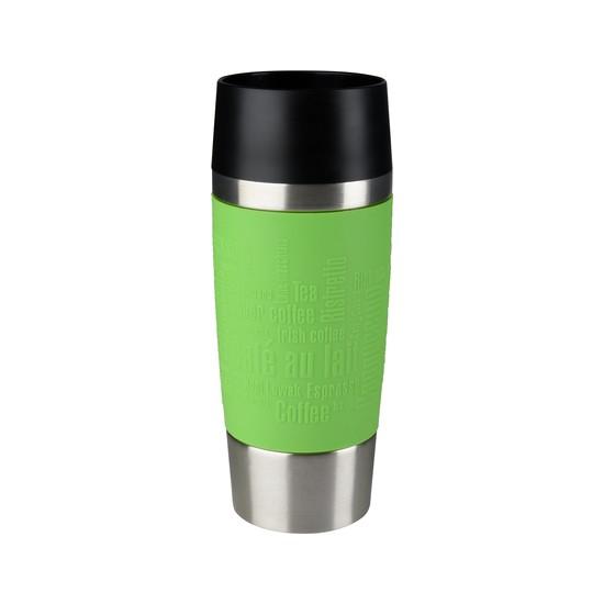 Tefal K3083114 Travel Mug 0.36 L Kapasiteli Sızdırmaz Termos Yeşil - 3100517992
