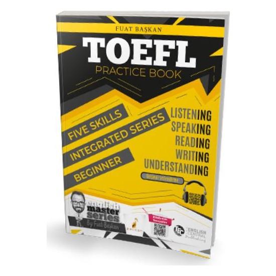 Pelikan Toefl Practice Book-Beginner - Fuat Başkan