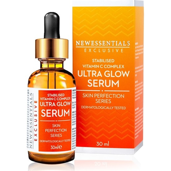 New Essentials C Vitamini Serum