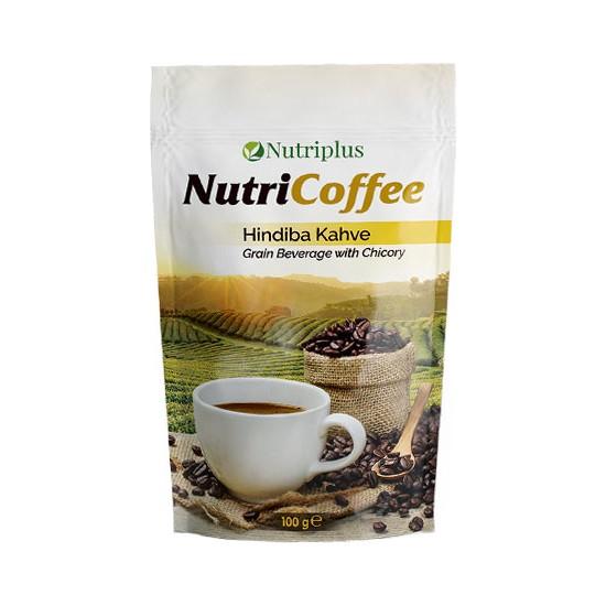 Nutriplus Nutricoffee Hindiba Kahve 100 GR-9700701