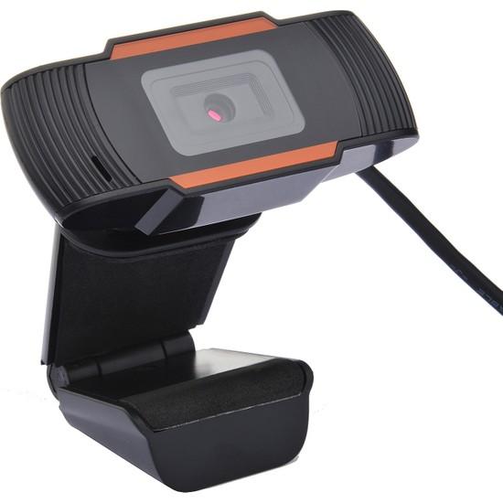 Buyfun A870 USB Webcam 1080 P Web-Kamera Dahili Ses Online